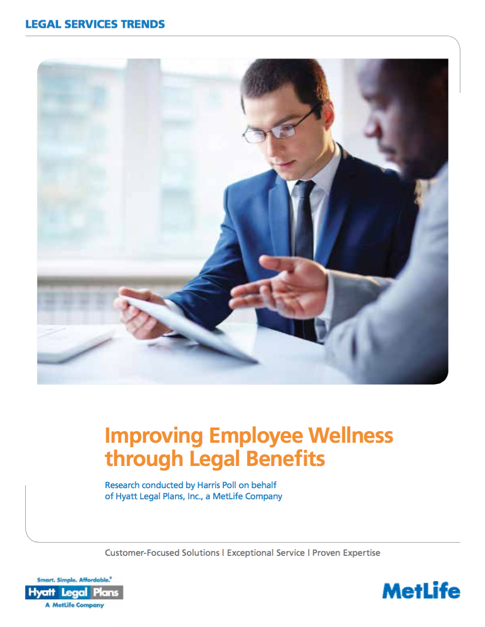 Improving Employee Wellness through Legal Benefits